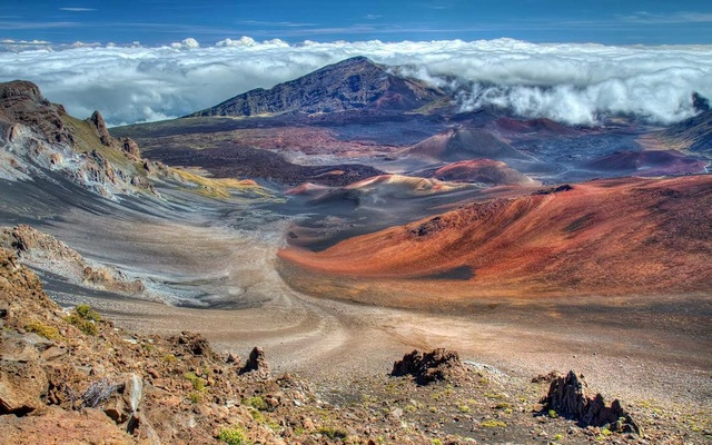 Visit a Historic Hawaiian Volcano at Haleakalā National Park