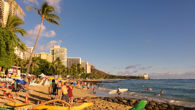 Exploring the History of Waikiki Beach