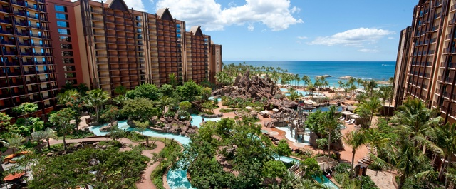 An Inside Look at Aulani, Hawaii's Disney Resort and Spa