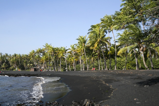 Exploring Punalu'u, Hawaii's Famed Black Sand Beach