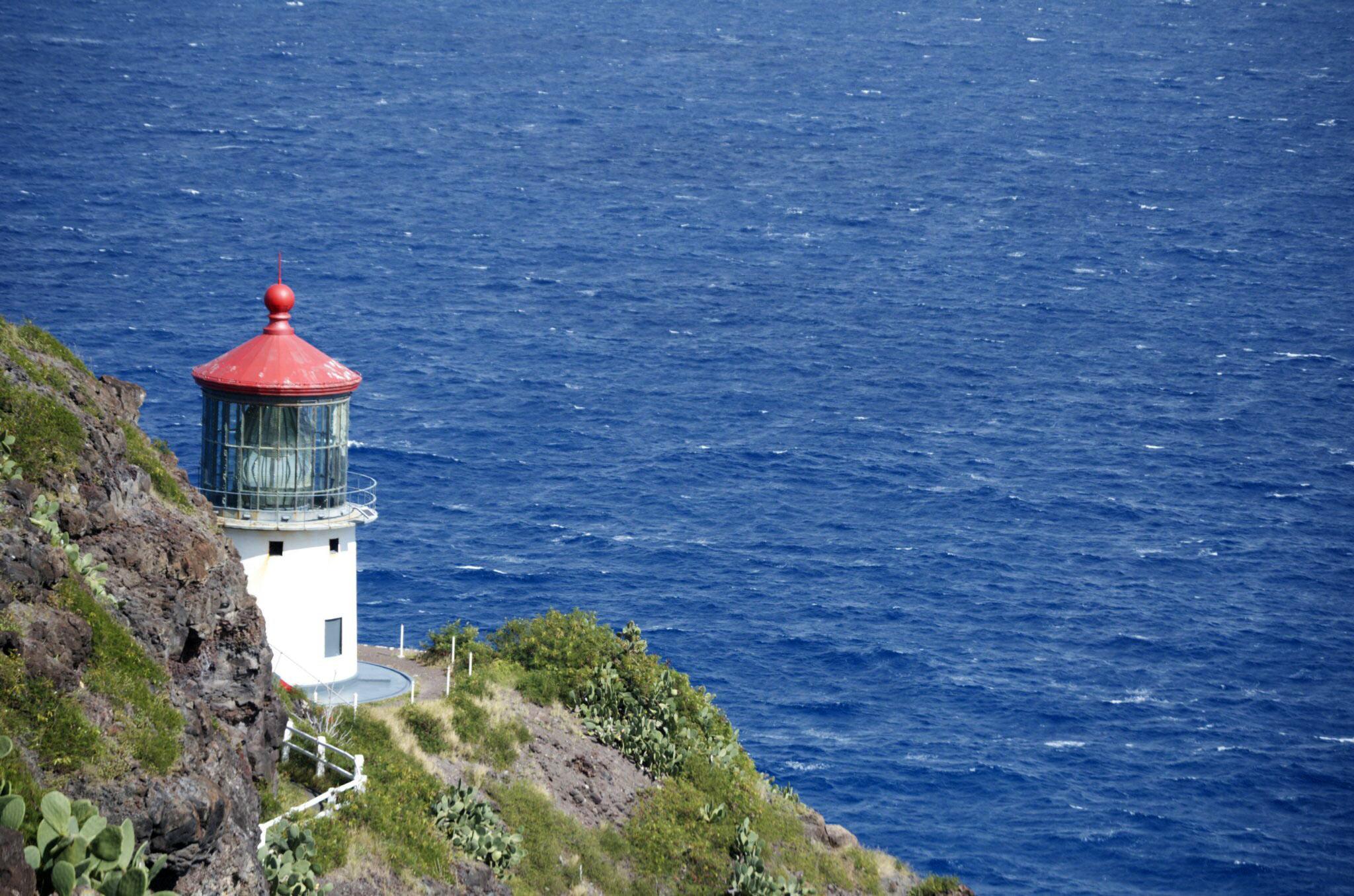 Makapuu Point Lighthouse Trail Oahu Discover Hawaii